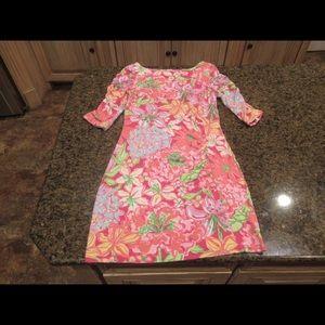 Lily Pulitzer Dress Sz Small